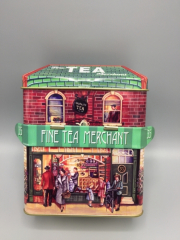 TIN FINE TEA MERCHANT
