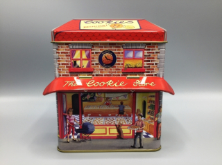 TIN COOKIE STORE