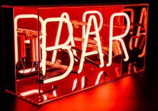 NEON LIGHT BAR