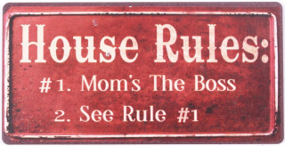 MAGNEET HOUSE RULES