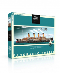 PUZZEL TITANIC FIRST ACCOUNTS