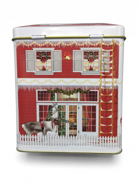 TIN WINTER HOUSE