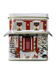 TIN WINTER HOUSE