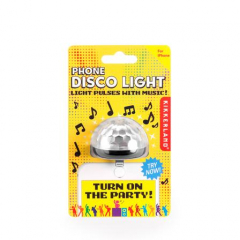 IPHONE DISCO LIGHT