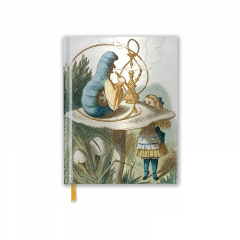 SCHETSBOEK ALICE IN WONDERLAND