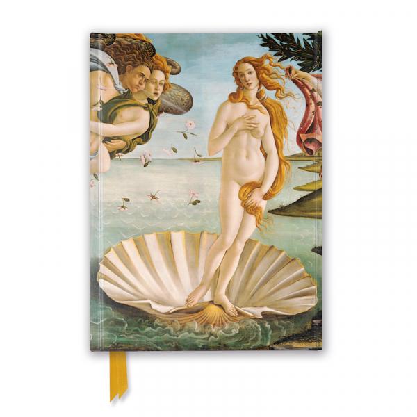 NOTABOEK BIRTH OF VENUS