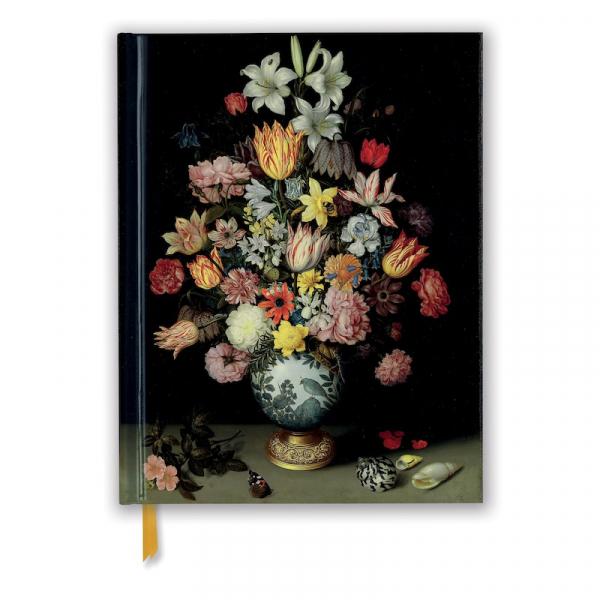 SCHETSBOEK BOSSCHAERT, STILL LIFE OF FLOWERS