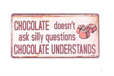 MAGNEET CHOCOLATE UNDERSTANDS