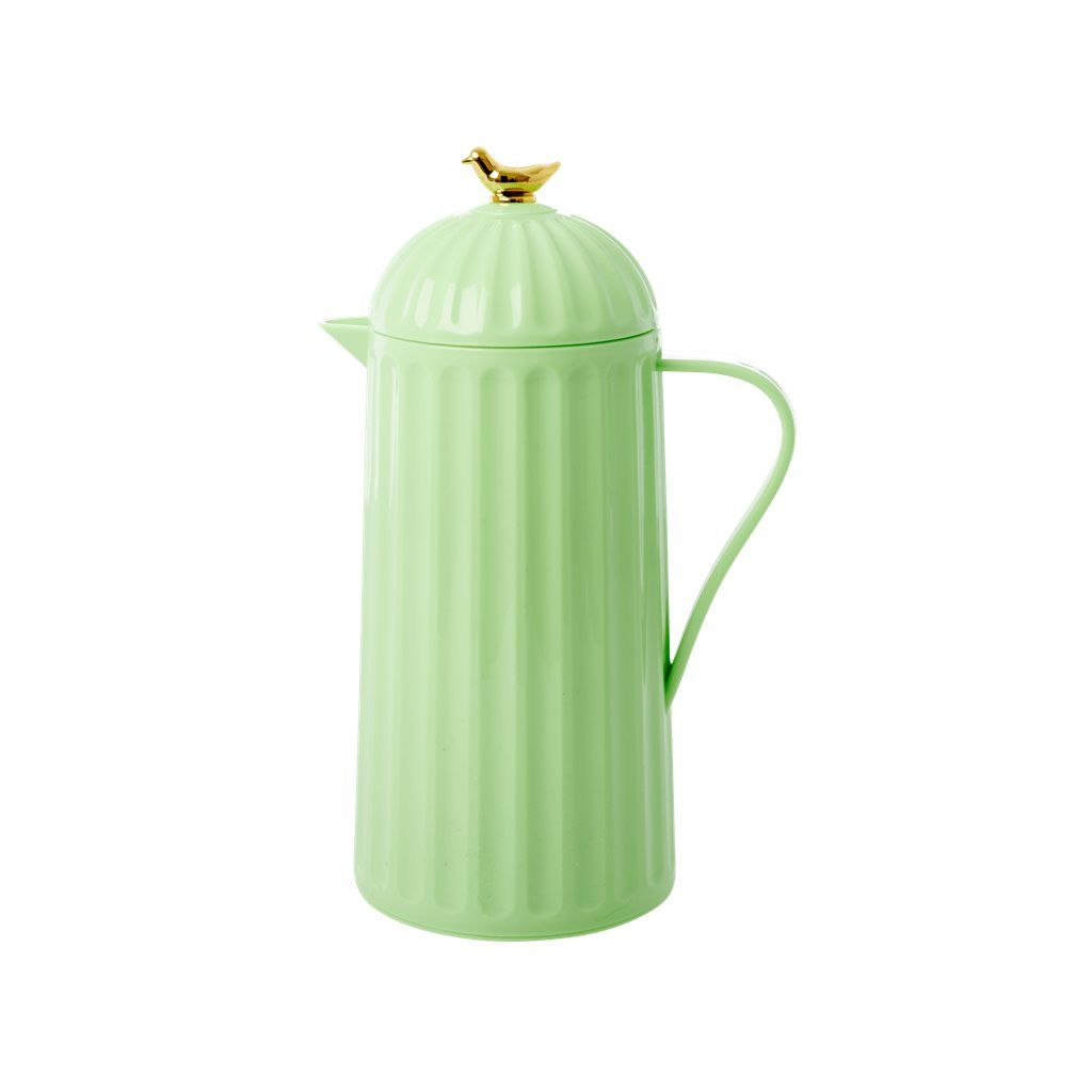 THERMOS GOLD BIRD PASTEL GREEN