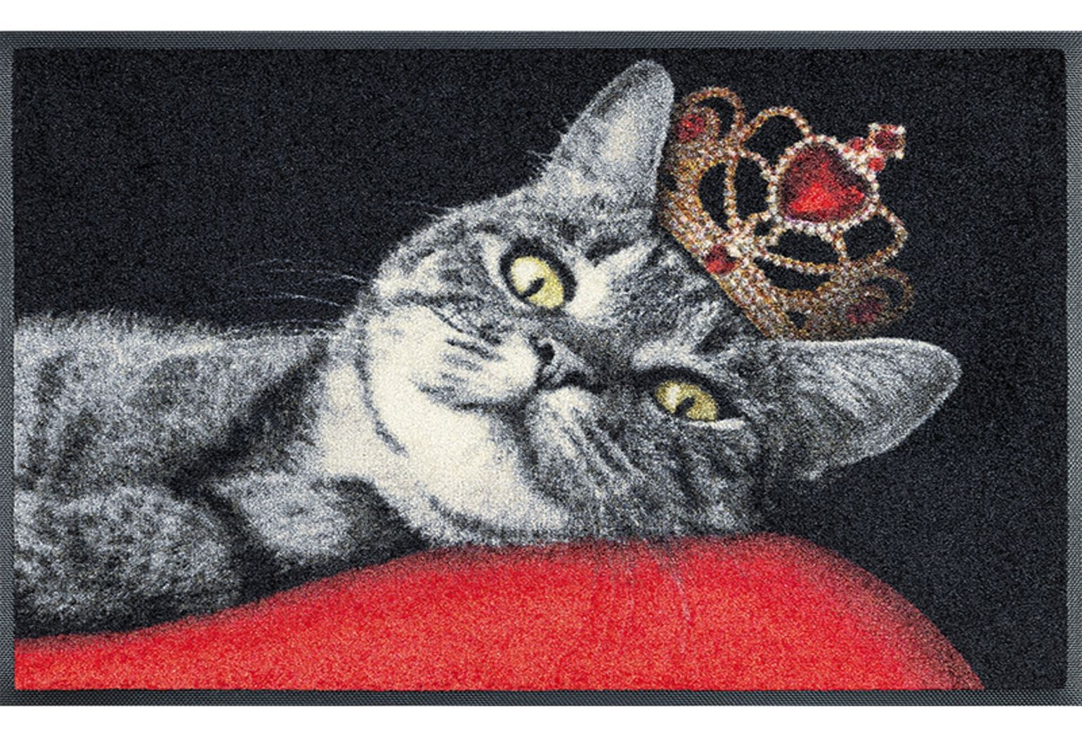 DEURMAT ROYAL CAT