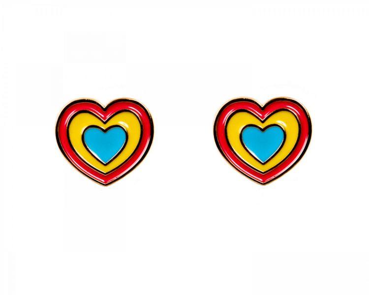 OORBELLEN HEART