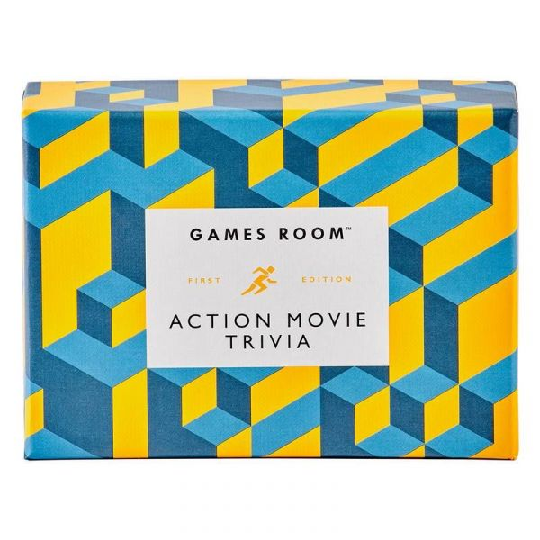 QUIZ ACTION FILM TRIVIA