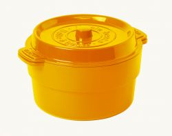 LUNCHBOX LE COCOTTE SMALL YELLOW