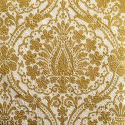 SERVIETTEN ELEGANCE JAIPUR CREAM GOLD