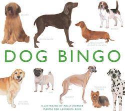 SPEL DOG BINGO