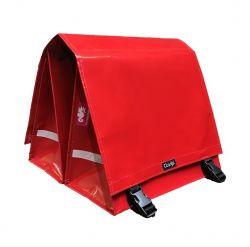 FIETSTAS CLARIJS XL RED