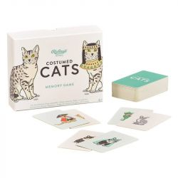 MEMORY GAME COSTUME CATS