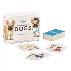 MEMORY GAME DRESSED UP DOGS