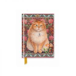 NOTABOEK GINGER CAT
