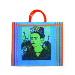 SHOPPER FRIDA FELBLAUW
