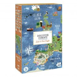 PUZZEL DISCOVER EUROPE