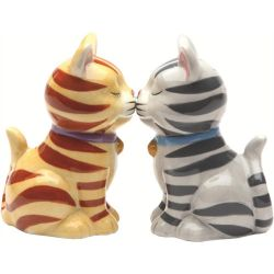 PEPER & ZOUT STRIPED CATS
