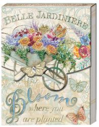 POCKET NOTEBOOK BELLE JARDINIERE