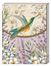 POCKET NOTEBOOK MORNING HUMMINGBIRDS