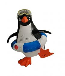 PINGUIN RADIO BLUETOOTH