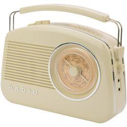 RETRO RADIO DAB+ CREME