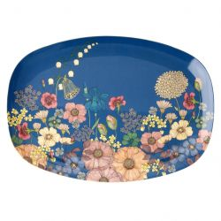 MELAMINE BORD FLOWER COLLAGE