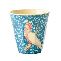 BEKER VINTAGE BIRD BLUE