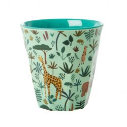 BEKER JUNGLE ANIMALS GREEN