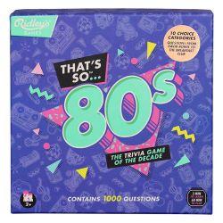 SPEL 80'S TRIVIA