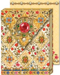 POCKET NOTEBOOK BIJOU ROUGE