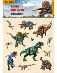 DINO STICKERSET