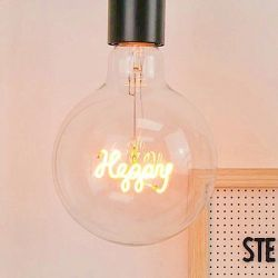 FILAMENT LAMP HAPPY
