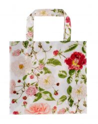 SMALL SHOPPER TRADITIONAL ROSE