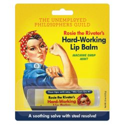 LIPBALM ROSIE THE RIVETER