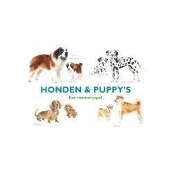 MEMORY SPEL HONDEN & PUPPIES (NL)