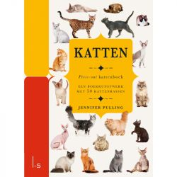 PRESS OUT BOEK - KATTEN